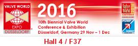 Banner Valve World 2016