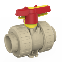 Praher 2-way Ball Valve M1 PP