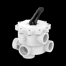 Praher 6-way backwash valve ABS