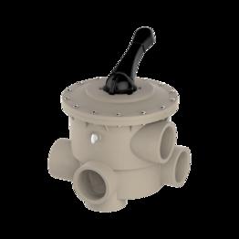 Praher 6-way backwash valve ASA-GF