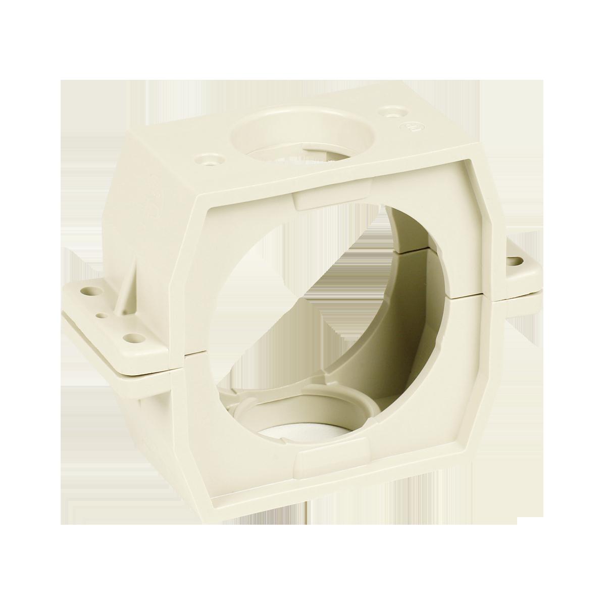 Praher valve bracket PP, beige