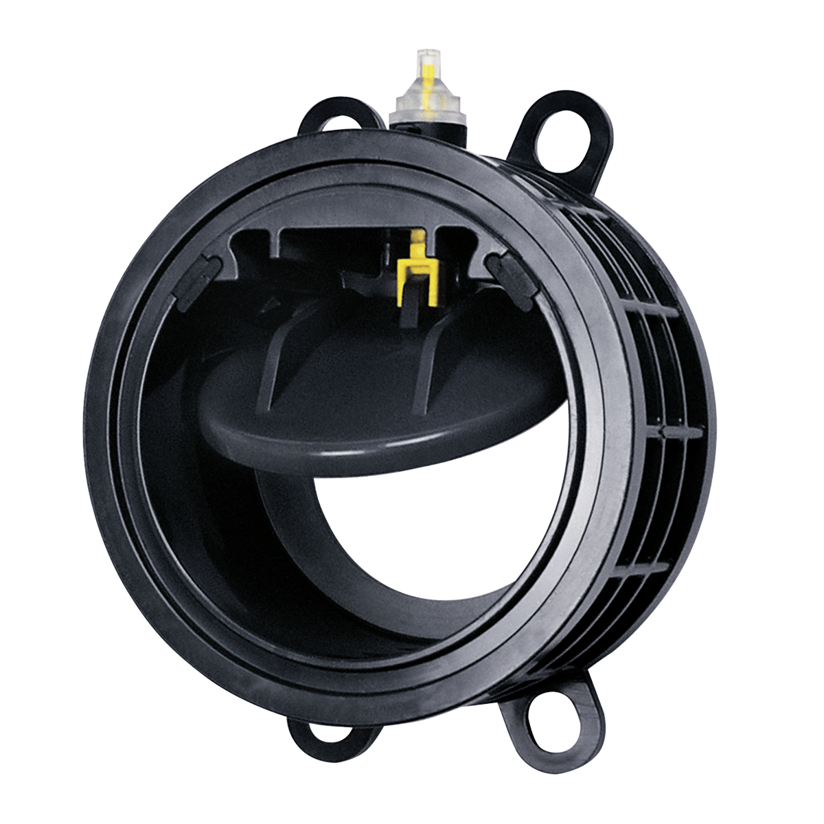Praher Wafer type check valve K4 PVC, grey