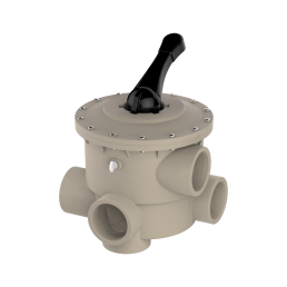 6-way backwash valve nature