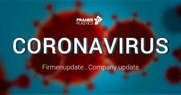 Coronavirus Firmenupdate/Companyupdate
